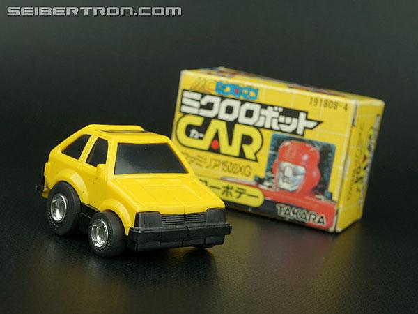 Transformers Micro Change MC04 Mini CAR Robo 02 XG1500 (Yellow) (Image #20 of 70)