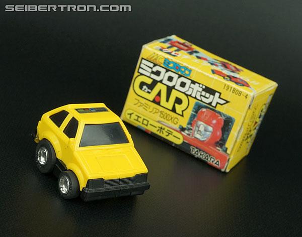 Transformers Micro Change MC04 Mini CAR Robo 02 XG1500 (Yellow) (Image #21 of 70)