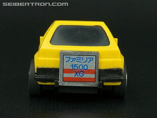 Transformers Micro Change MC04 Mini CAR Robo 02 XG1500 (Yellow) (Image #25 of 70)