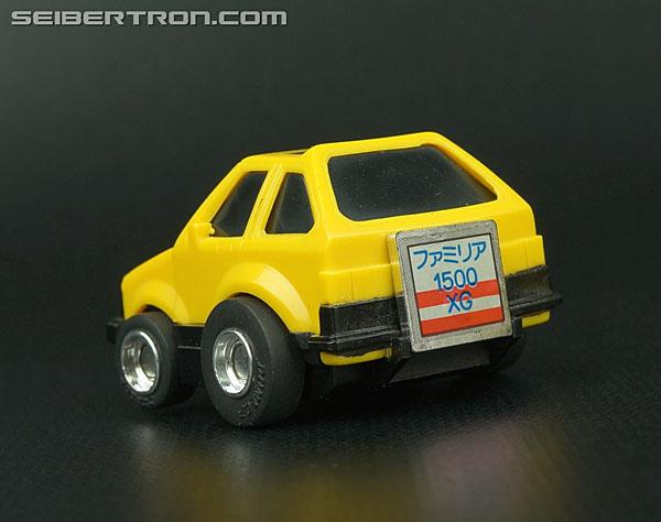 Transformers Micro Change MC04 Mini CAR Robo 02 XG1500 (Yellow) (Image #26 of 70)