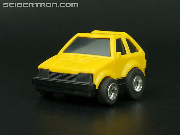 Transformers Micro Change MC04 Mini CAR Robo 02 XG1500 (Yellow) (Image #28 of 70)