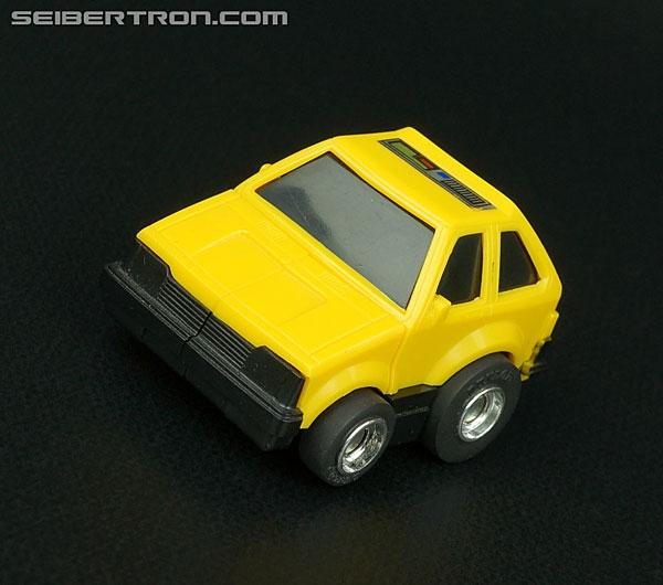 Transformers Micro Change MC04 Mini CAR Robo 02 XG1500 (Yellow) (Image #29 of 70)