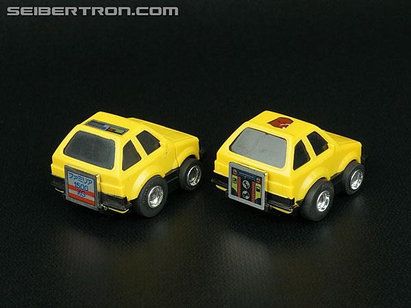Transformers Micro Change MC04 Mini CAR Robo 02 XG1500 (Yellow) (Image #36 of 70)
