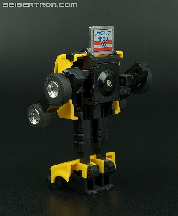 Transformers Micro Change MC04 Mini CAR Robo 02 XG1500 (Yellow) (Image #49 of 70)