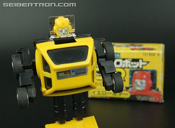 Transformers Micro Change MC04 Mini CAR Robo 02 XG1500 (Yellow) (Image #70 of 70)