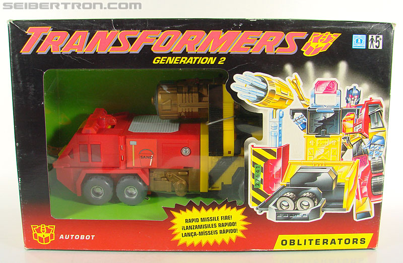 Transformers G1 1993 Spark (Pyro) (Image #1 of 166)