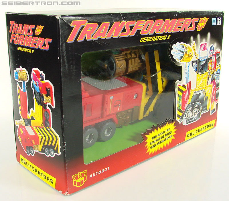 Transformers G1 1993 Spark (Pyro) (Image #6 of 166)