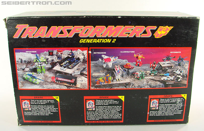 Transformers G1 1993 Spark (Pyro) (Image #10 of 166)