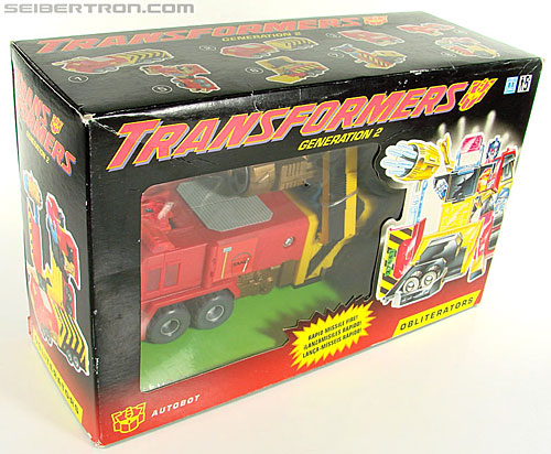 Transformers G1 1993 Spark (Pyro) (Image #5 of 166)