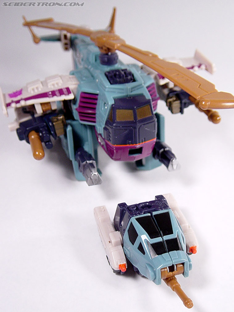 Transformers Armada Cyclonus (Sandstorm) (Image #17 of 46)