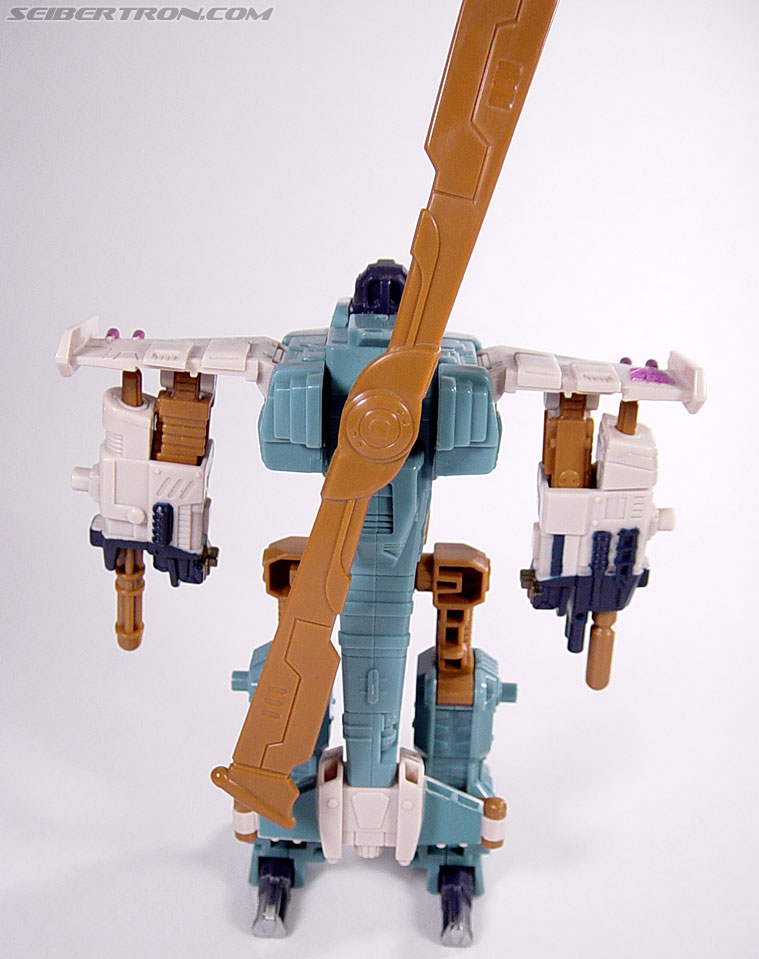 Transformers Armada Cyclonus (Sandstorm) (Image #26 of 46)