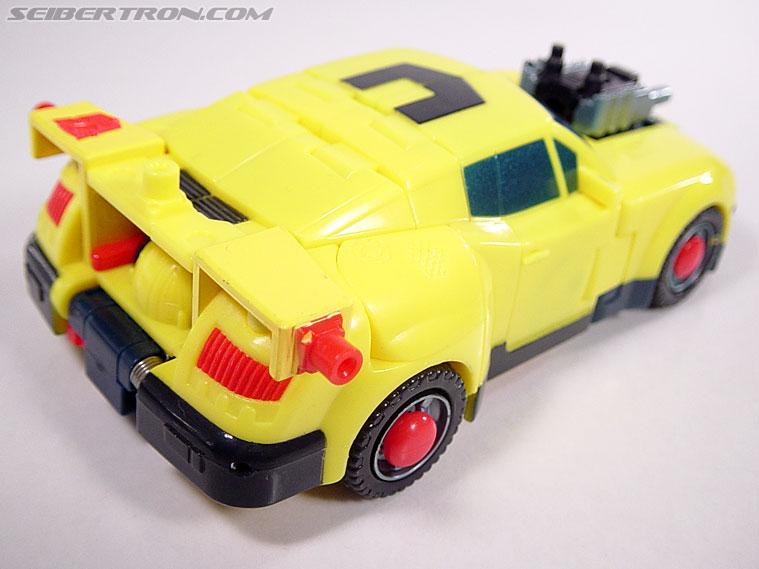 Transformers Armada Hot Shot (Hot Rod) (Image #7 of 94)