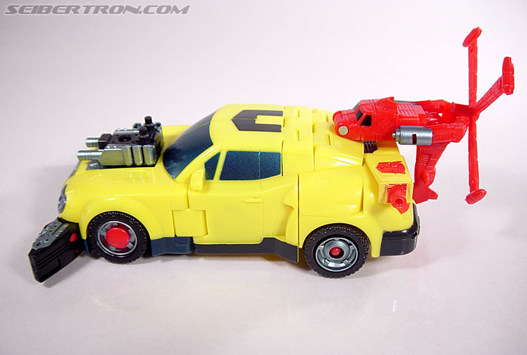 Transformers Armada Hot Shot (Hot Rod) (Image #26 of 94)
