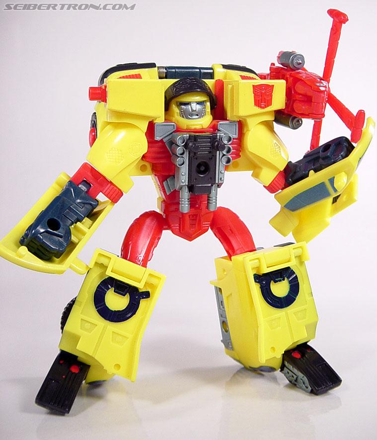 Transformers Armada Hot Shot (Hot Rod) (Image #68 of 94)