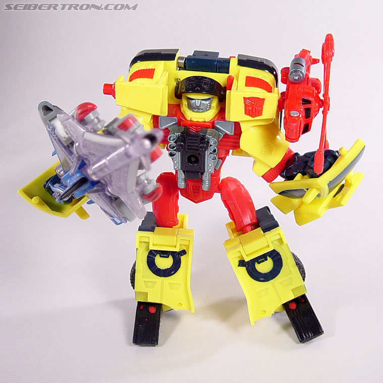 Transformers Armada Hot Shot (Hot Rod) (Image #74 of 94)