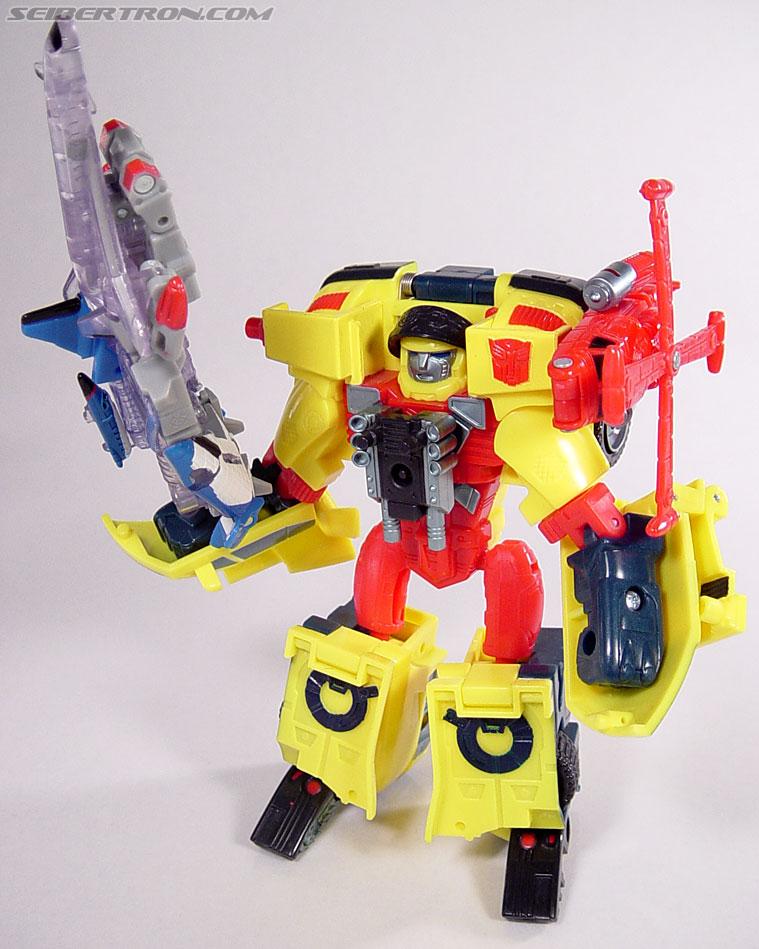 Transformers Armada Hot Shot (Hot Rod) (Image #75 of 94)