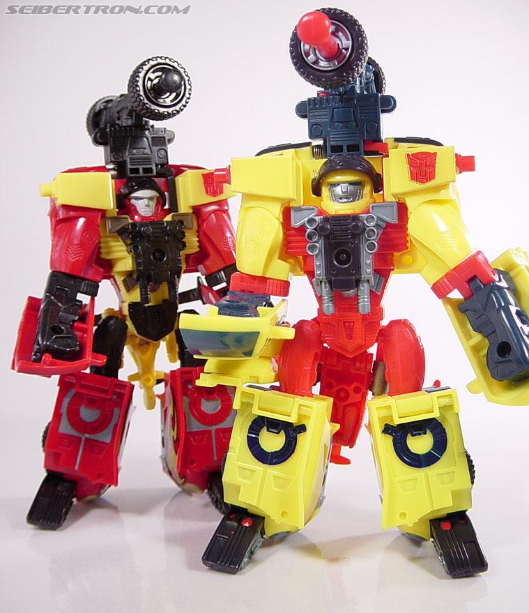 Transformers Armada Hot Shot (Hot Rod) (Image #82 of 94)