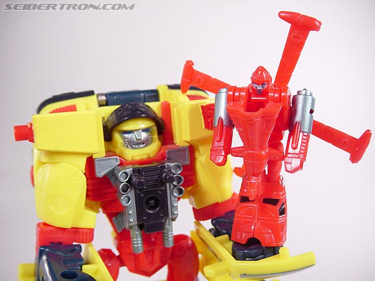 Transformers Armada Hot Shot (Hot Rod) (Image #90 of 94)