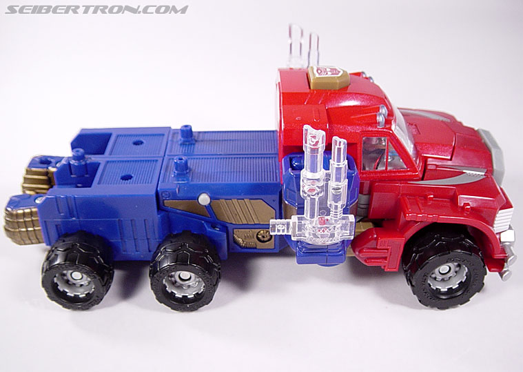 Transformers Armada Optimus Prime (Convoy) (Image #6 of 70)