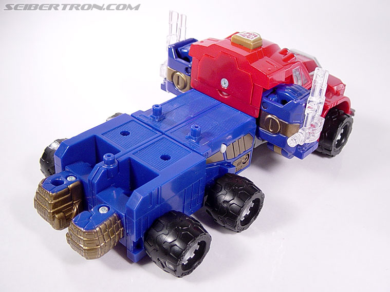Transformers Armada Optimus Prime (Convoy) (Image #7 of 70)