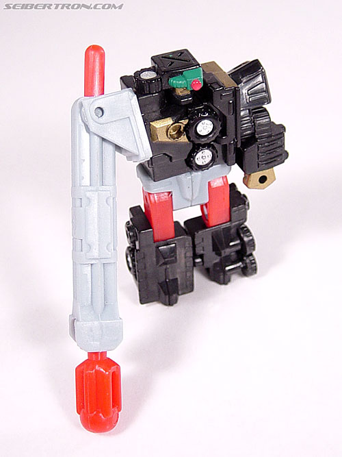 Transformers Armada Bonecrusher (Bomb) (Image #17 of 31)