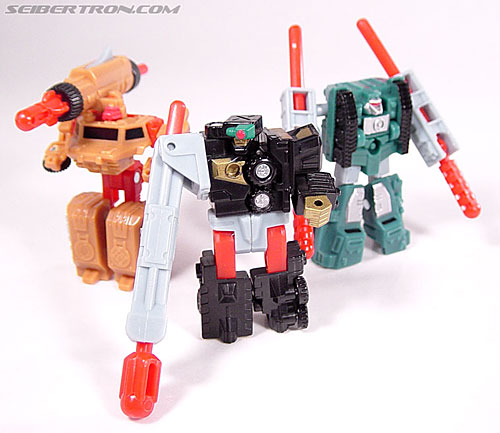 Transformers Armada Bonecrusher (Bomb) (Image #29 of 31)