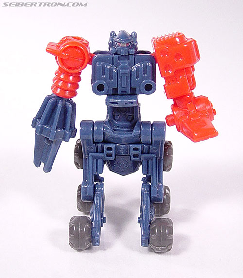 Transformers Armada Comettor (Sonar) (Image #12 of 28)
