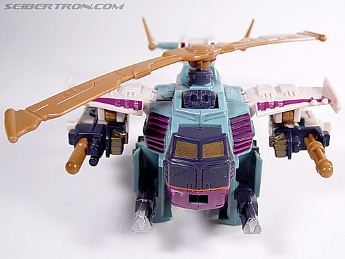 Transformers Armada Cyclonus (Sandstorm) (Image #1 of 46)