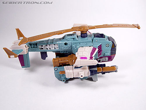 Transformers Armada Cyclonus (Sandstorm) (Image #3 of 46)