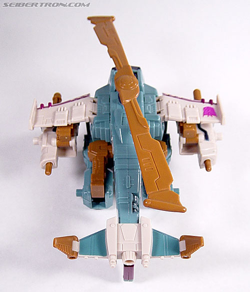 Transformers Armada Cyclonus (Sandstorm) (Image #5 of 46)