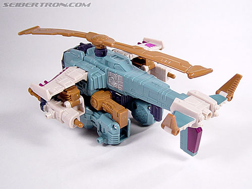 Transformers Armada Cyclonus (Sandstorm) (Image #6 of 46)