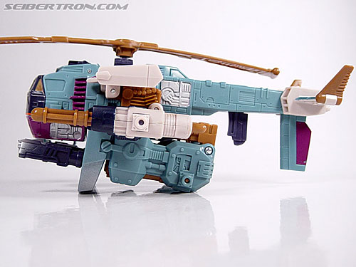 Transformers Armada Cyclonus (Sandstorm) (Image #7 of 46)