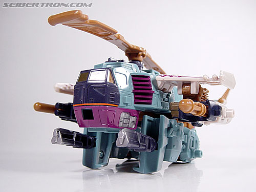 Transformers Armada Cyclonus (Sandstorm) (Image #9 of 46)