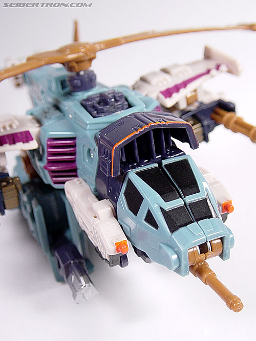 Transformers Armada Cyclonus (Sandstorm) (Image #14 of 46)