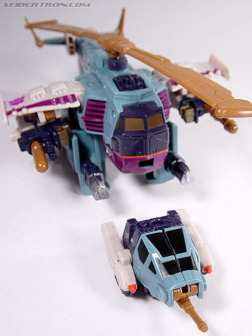 Transformers Armada Cyclonus (Sandstorm) (Image #17 of 46)