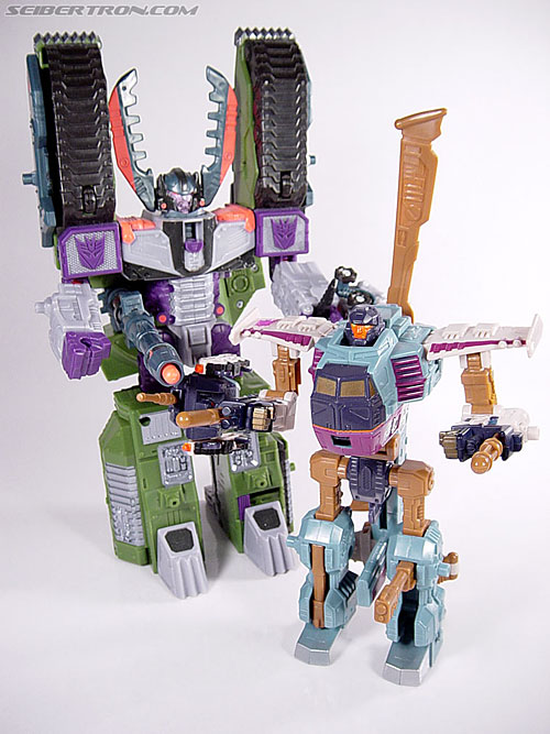Transformers Armada Cyclonus (Sandstorm) (Image #39 of 46)