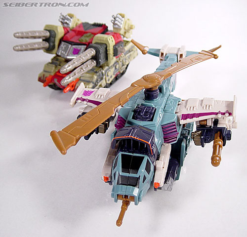 Transformers Armada Cyclonus (Sandstorm) (Image #45 of 46)