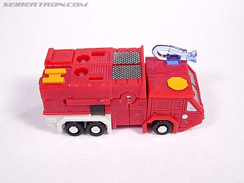 Transformers Armada Firebot (Draft) (Image #4 of 35)
