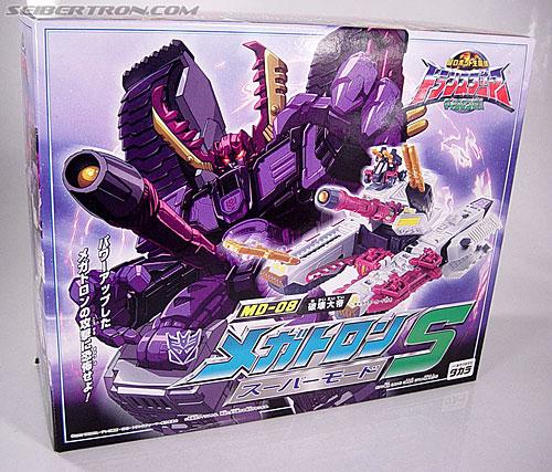 Transformers Armada Galvatron (Megatron Super Mode) (Image #1 of 116)
