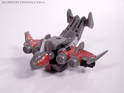Transformers Armada Gunbarrel (Glide) (Image #10 of 36)