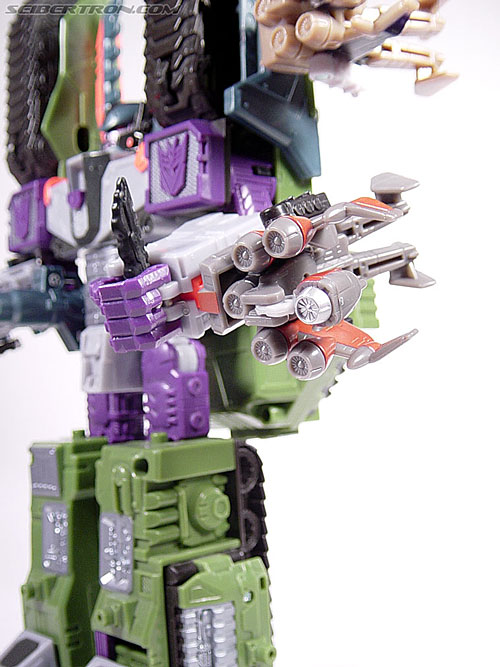 Transformers Armada Gunbarrel (Glide) (Image #11 of 36)