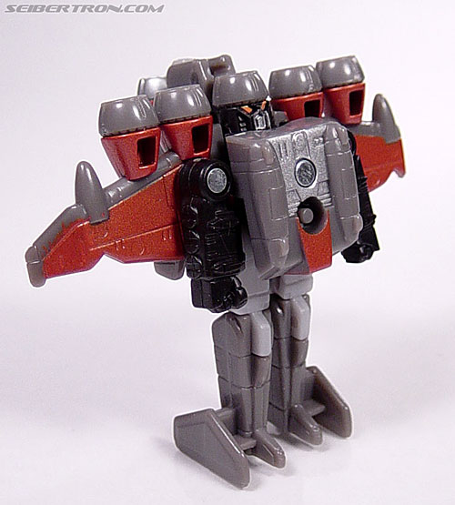 Transformers Armada Gunbarrel (Glide) (Image #26 of 36)
