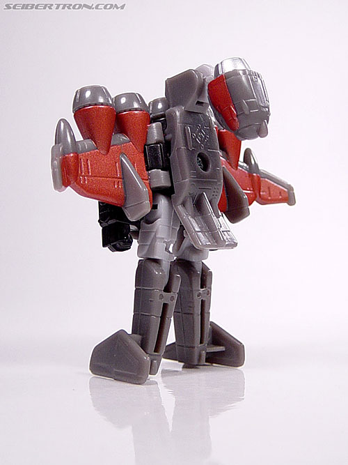 Transformers Armada Gunbarrel (Glide) (Image #30 of 36)