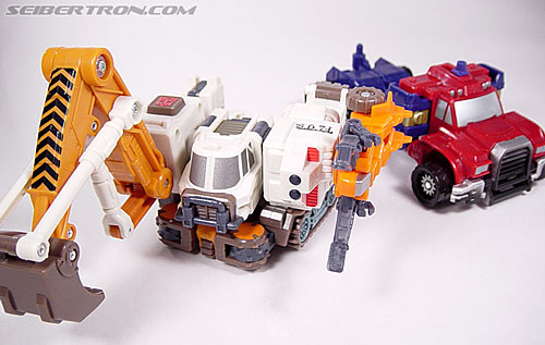 Transformers Armada Hoist (Grap Super Mode) (Image #1 of 57)