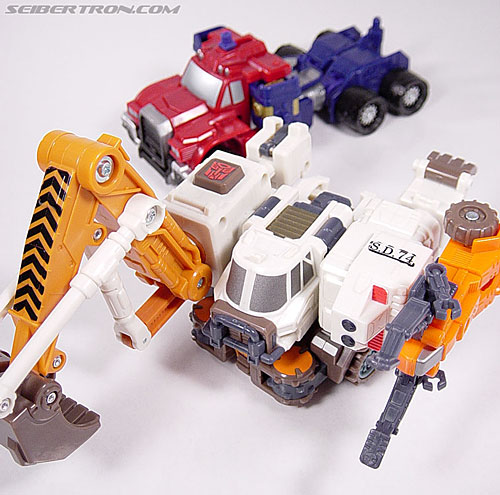 Transformers Armada Hoist (Grap Super Mode) (Image #2 of 57)