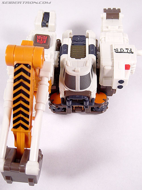 Transformers Armada Hoist (Grap Super Mode) (Image #3 of 57)