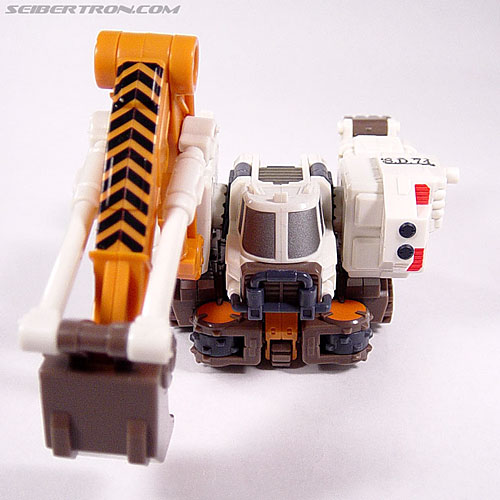 Transformers Armada Hoist (Grap Super Mode) (Image #4 of 57)