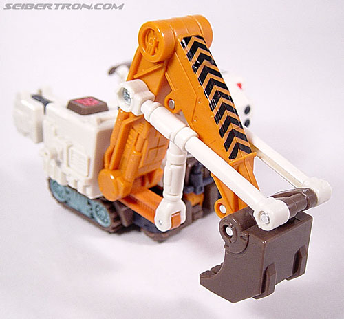 Transformers Armada Hoist (Grap Super Mode) (Image #5 of 57)