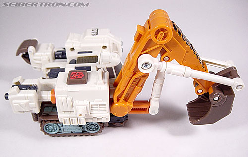 Transformers Armada Hoist (Grap Super Mode) (Image #6 of 57)