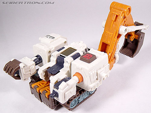 Transformers Armada Hoist (Grap Super Mode) (Image #7 of 57)